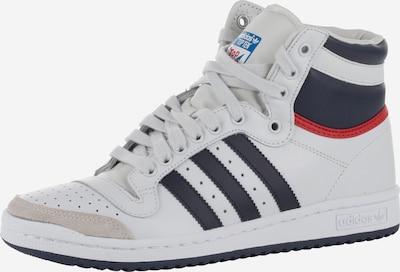 ADIDAS ORIGINALS Sneaker 'Top Ten' in marine / rot / weiß, Produktansicht