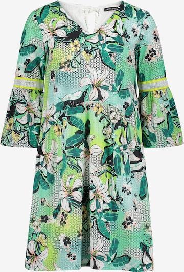 Betty Barclay Sommerkleid in grün / petrol, Produktansicht