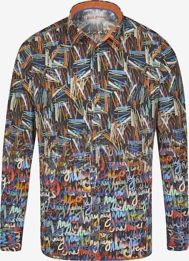 Rich Friday Hemd in mischfarben, Produktansicht