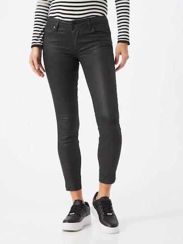 Salsa Jeans 'Wonder Capri' in Zwart