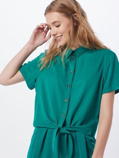 Bluză VILA pe verde, Vizualizare model