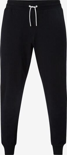 Calvin Klein Kalhoty - černá / bílá, Produkt