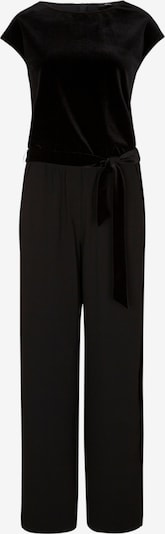 Kombinezono tipo kostiumas iš s.Oliver BLACK LABEL , spalva - juoda: Vaizdas iš priekio
