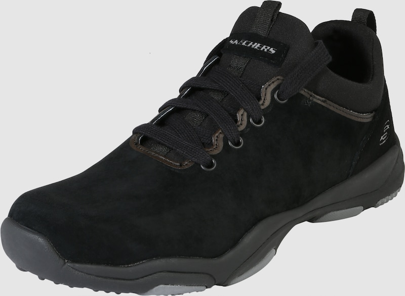Skechers sneaker 39 larson raxton 39 in schwarz about you for Ordnungssystem fa r schuhe
