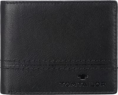 TOM TAILOR Geldbörse 'Jerriepu' in schwarz, Produktansicht