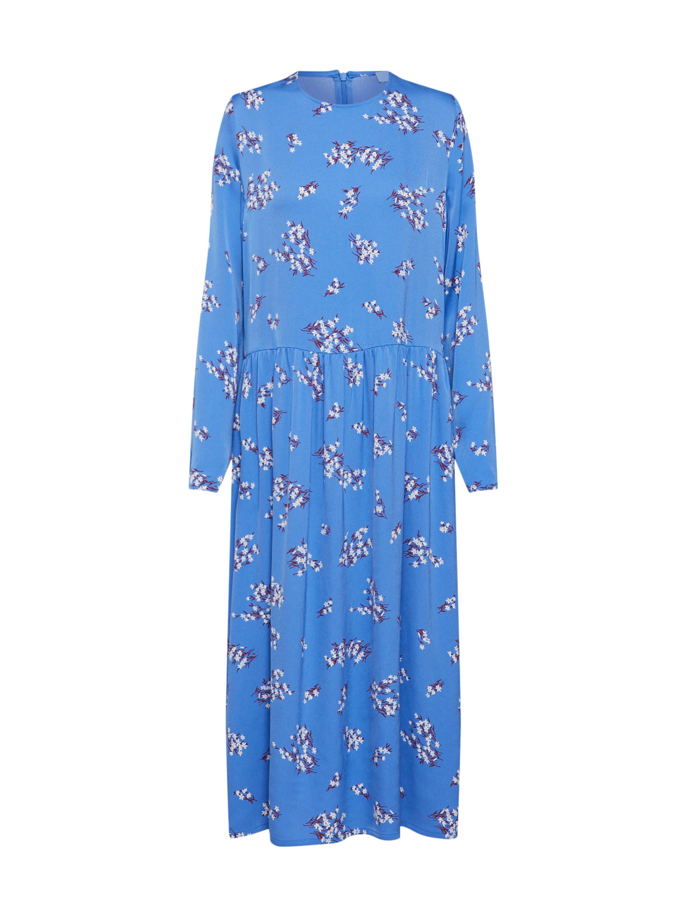 Dress Samsoeamp; 'rama En Aop' Robe Bleu hQCsrtdx