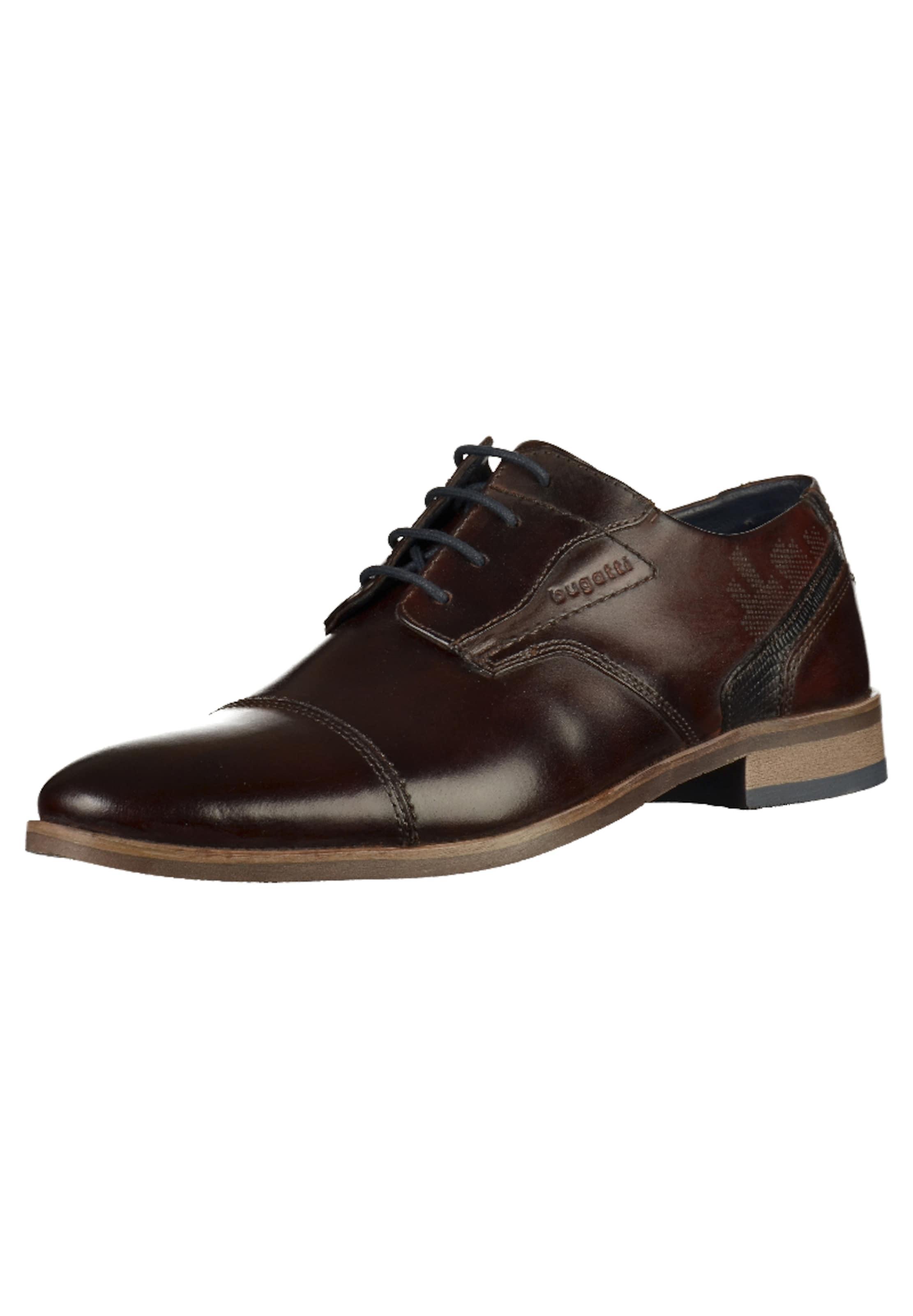 bugatti Businessschuhe Verschleißfeste billige Schuhe Hohe Qualität
