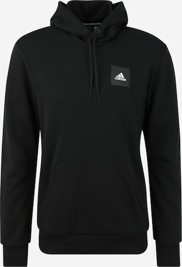 Hanorac sport ADIDAS PERFORMANCE pe negru, Vizualizare produs