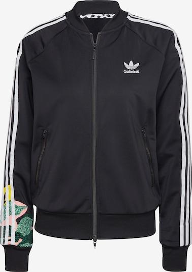 ADIDAS ORIGINALS Jacke in mischfarben / schwarz / weiß, Produktansicht