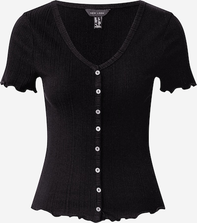 NEW LOOK Shirt 'VARI' in schwarz, Produktansicht