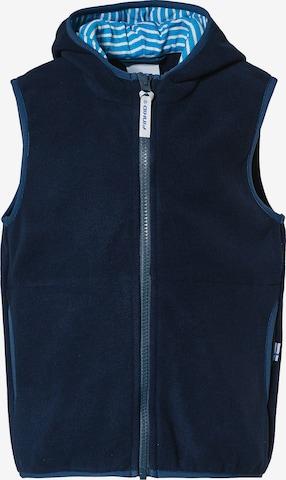 FINKID Vest 'Poppeli' in Blue