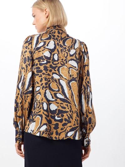 Gestuz Bluzka 'LoriGZ Shirt' w kolorze beżowym: Widok od tyłu