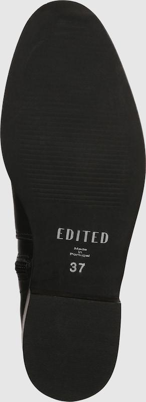 EDITED Stiefeletten Leah Verschleißfeste billige Schuhe