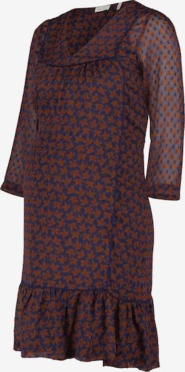 QUEEN MUM Kleid in orange, Produktansicht