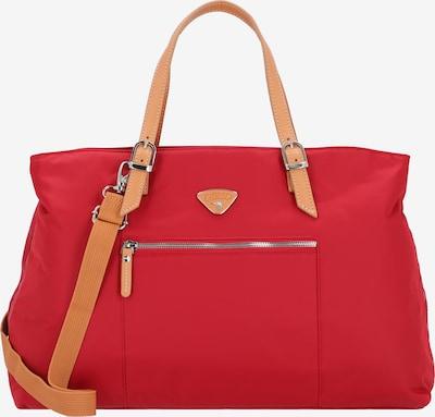 Jump Schultertasche 'Cassis Riviera' in rot, Produktansicht