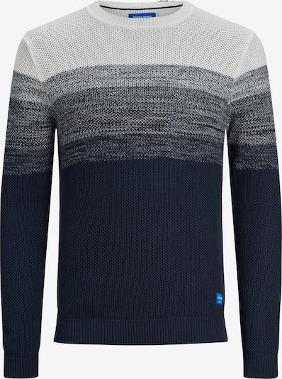 JACK & JONES Pullover in grau, Produktansicht