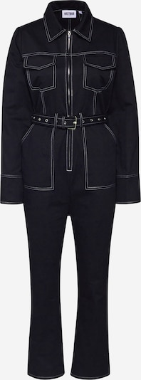 Worst Behavior Jumpsuit 'RAVEN' in de kleur Black denim, Productweergave