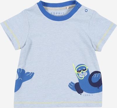 ESPRIT Shirt in hellblau, Produktansicht