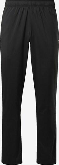 REEBOK Jogginghose in schwarz, Produktansicht