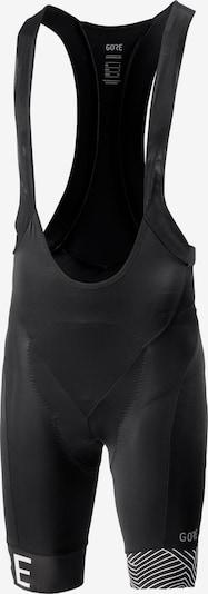 GORE WEAR Bibtights 'C5 Optiline Kurze Trägerhose' in schwarz, Produktansicht