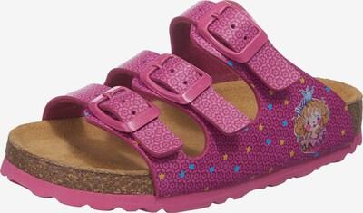 SPIEGELBURG Kinder Hausschuhe 'PRINZESSIN LILLIFEE' in pink, Produktansicht