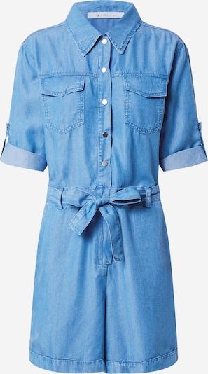 Tuta jumpsuit Rich & Royal di colore blu denim, Visualizzazione prodotti