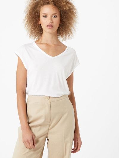 REPLAY Shirt in de kleur Wit: Vooraanzicht