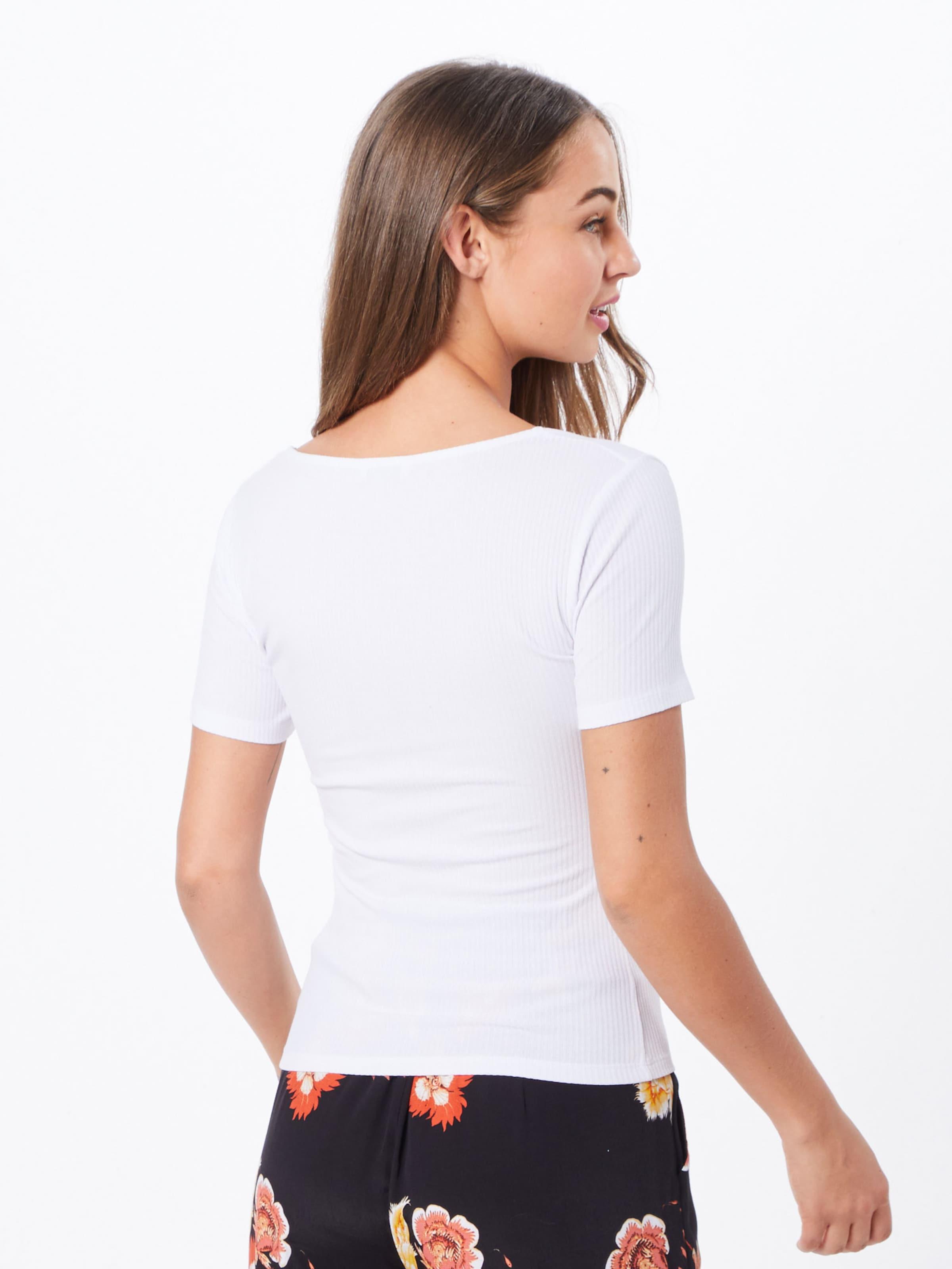 Envii In Weiß 'abbey' 'abbey' In Shirt Envii Shirt wPkn08O