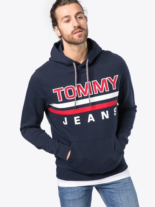 Tommy Jeans Hoodie 'TJM ESSENTIAL GRAPHIC HOODIE'
