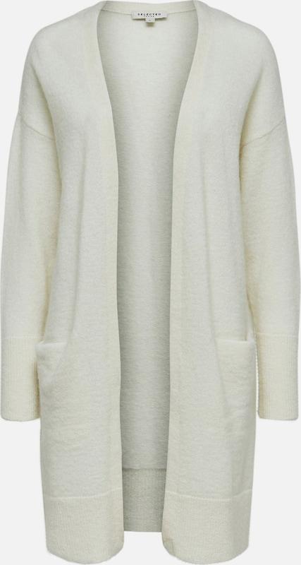 SELECTED FEMME Cardigan in weiß  Neue Kleidung in dieser Saison