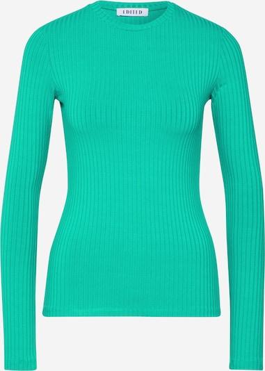 EDITED Langarmshirt 'Ginger' in grün, Produktansicht