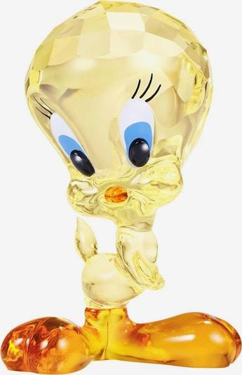 Swarovski Dekofigur 'Tweety, 5465032' in blau / gelb / weiß, Produktansicht