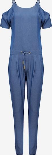 Usha Jumpsuit in de kleur Blauw, Productweergave