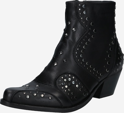 Apple of Eden Cowboy boot 'Wicky' in black / silver, Item view