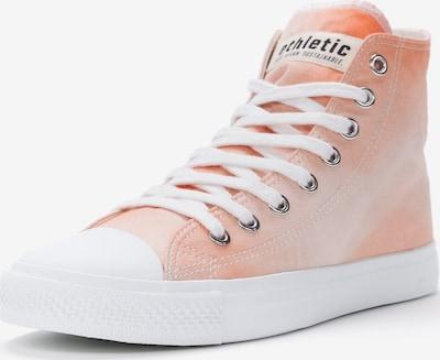 Ethletic Sneaker in hellrot / weiß, Produktansicht