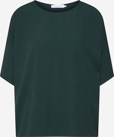 Samsoe Samsoe Blouse 'MAINS' in de kleur Groen, Productweergave