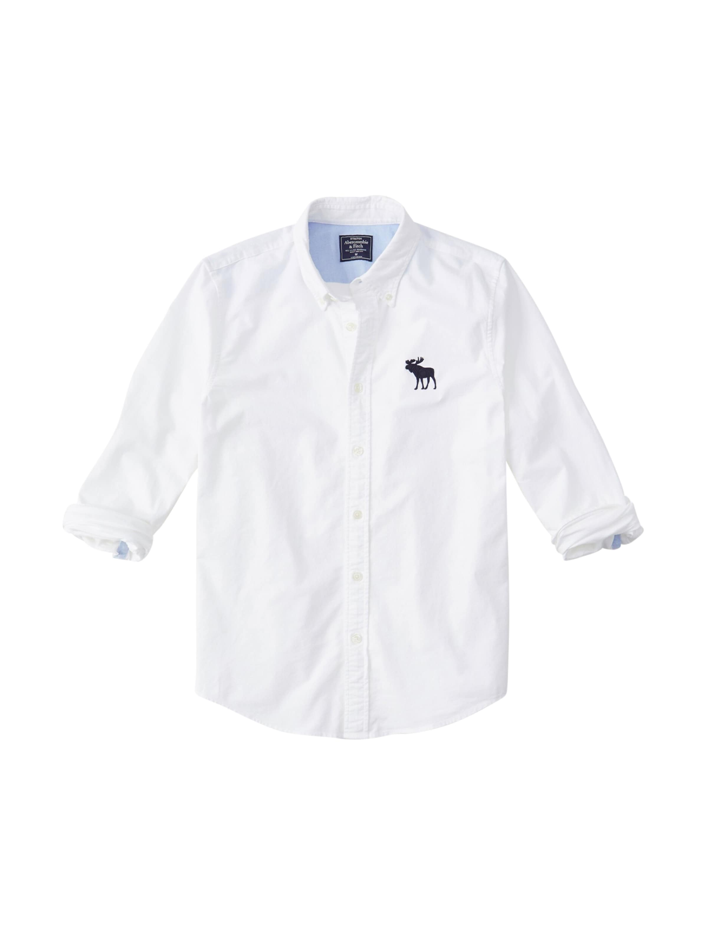 En Chemise Fitch Abercrombieamp; Blanc Abercrombieamp; Chemise Fitch rdoxeWBC