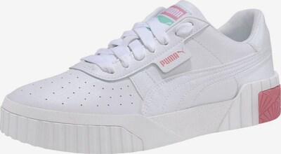 PUMA Sneaker 'Cali JR' in weiß: Frontalansicht
