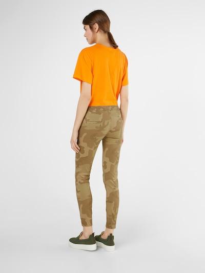 Urban Classics Hose in sand / khaki: Rückansicht