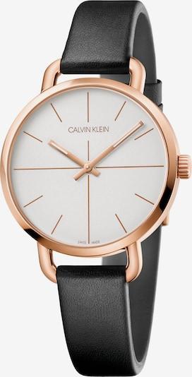 Calvin Klein Analoog horloge in de kleur Koper / Zwart, Productweergave