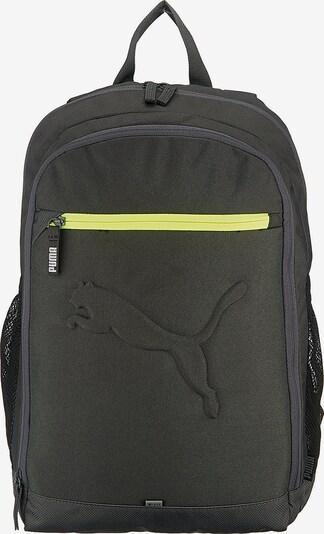 PUMA Sportrucksack in gelb / grau, Produktansicht