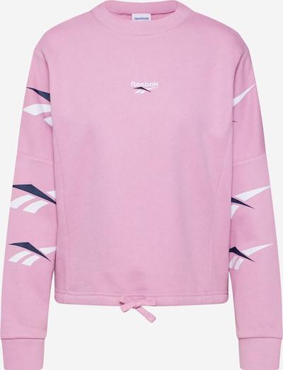 Reebok Classic Sweatshirt in mauve, Produktansicht