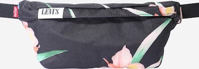 LEVI'S Gürteltasche 'Banana Sling Floral' in mischfarben / schwarz, Produktansicht
