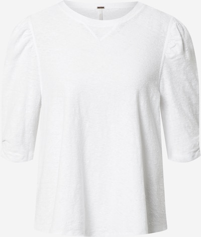 Marškinėliai 'Just a Puff' iš Free People , spalva - balta, Prekių apžvalga