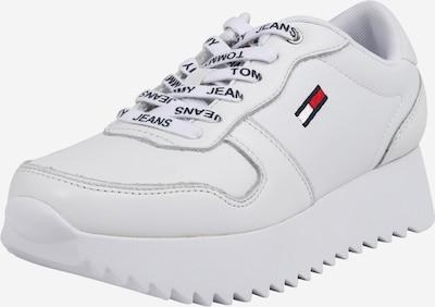 Tommy Jeans Trampki niskie w kolorze granatowy / czerwony / białym, Podgląd produktu
