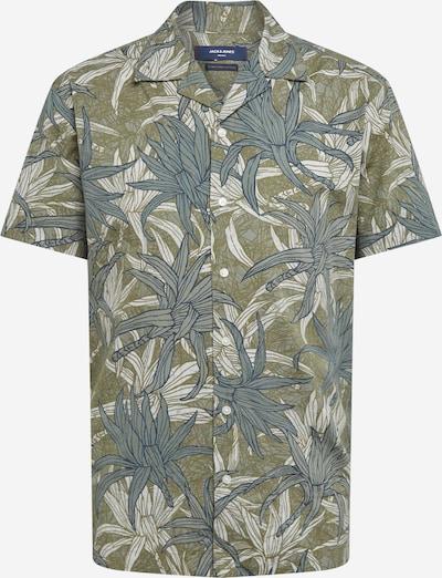 JACK & JONES Hemd in khaki: Frontalansicht