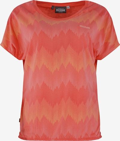 mazine T-Shirt 'Celina' in gelb / pink / rosé, Produktansicht