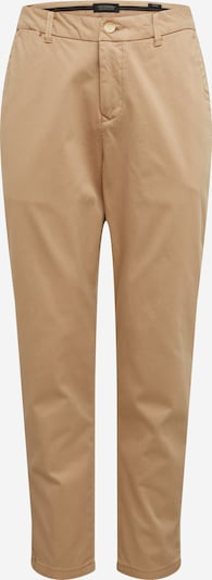 SCOTCH & SODA Chino 'Fave' in de kleur Sand, Productweergave