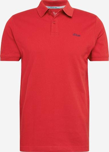 s.Oliver Poloshirt in rot, Produktansicht