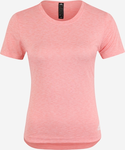 ADIDAS PERFORMANCE T-Shirt 'PERF TEE' in rosa: Frontalansicht